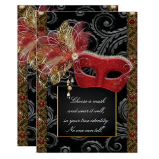 仮面舞踏会の菓子16のパーティー、MisのマルメロAnos カード
