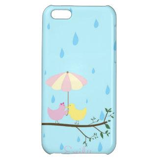 仲の良い恋人同士のiPhone 5の場合 iPhone5Cケース