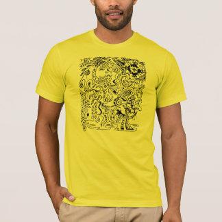 任意思考 Tシャツ