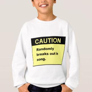 任意歌 スウェットシャツ