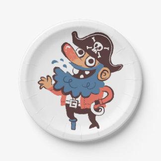 任意海賊- ペーパープレート