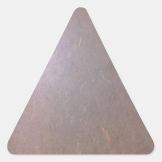任意|何か|床 三角形シール・ステッカー