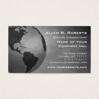企業のな商業のアメリカ大陸の全体的な枝 名刺