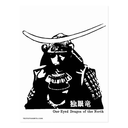 伊達政宗 Date Masamune ポストカード