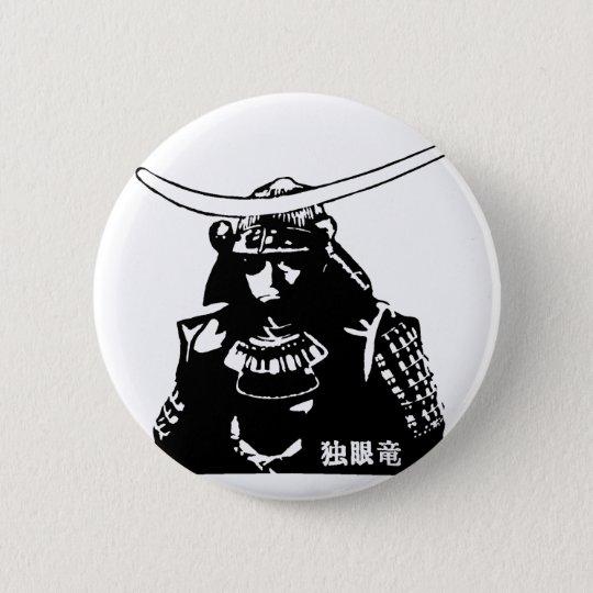 伊達政宗 Date Masamune 缶バッジ