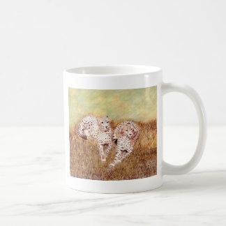 休息のチータ コーヒーマグカップ