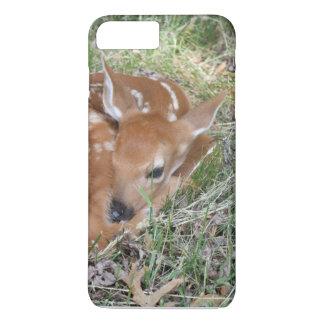 休息の子鹿 iPhone 8 PLUS/7 PLUSケース