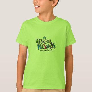 休憩及び結果の子供のTシャツ Tシャツ