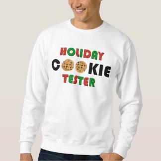休日のクッキーのテスター スウェットシャツ