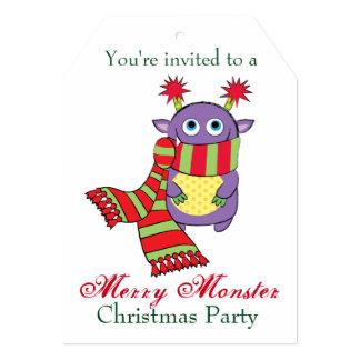 休日のスカーフを持つモンスター カード