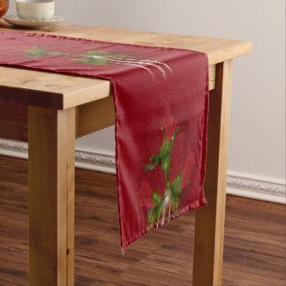 休日のテーブルのランナー ショートテーブルランナー