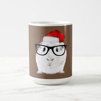 休日のモルモット コーヒーマグカップ