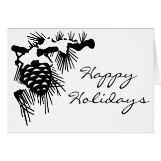 休日のPineconeカード カード