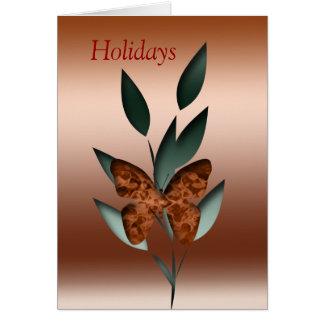 休日 カード