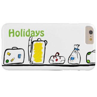 休日 BARELY THERE iPhone 6 PLUS ケース