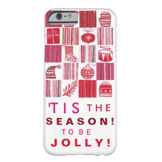 休日Iの電話箱 BARELY THERE iPhone 6 ケース