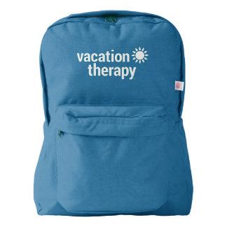 休暇のセラピーのバックパック AMERICAN APPAREL™バックパック