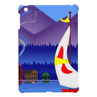 休暇の航海 iPad MINI CASE