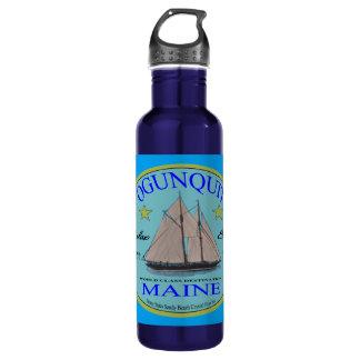休暇の行先- Ogunquit、メイン ウォーターボトル