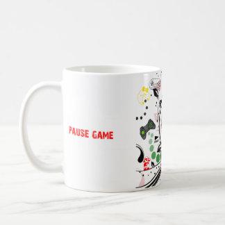 休止および概要のコップのデザイン コーヒーマグカップ