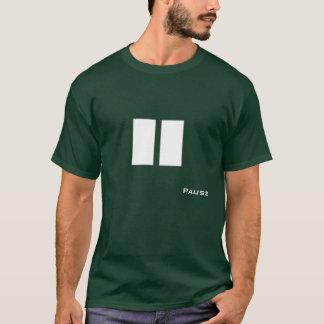 休止 Tシャツ