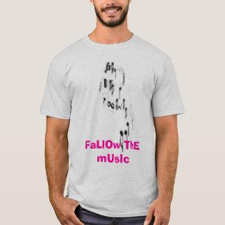休閑地音楽 Tシャツ