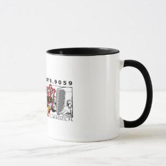 会社のコーヒー・マグを改造しました マグカップ