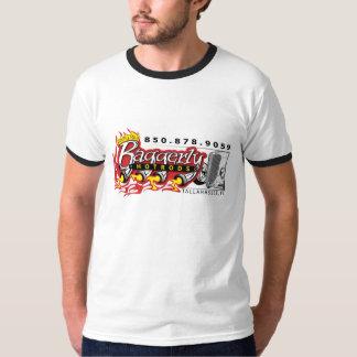 会社のTシャツを改造しました Tシャツ