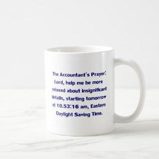 会計士のマグ コーヒーマグカップ