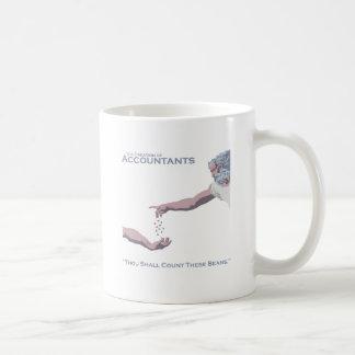 会計士の作成 コーヒーマグカップ