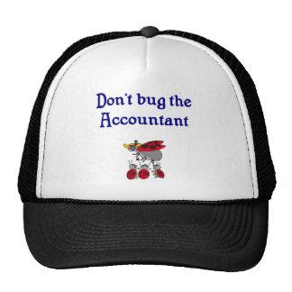 会計士の帽子 キャップ