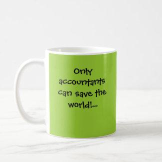 会計士の感動的な会計の引用文だけ コーヒーマグカップ