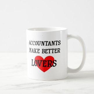 会計士はよりよいペアカップを作ります コーヒーマグカップ