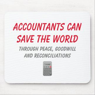 会計士は世界のマウスパッドを救うことができます マウスパッド