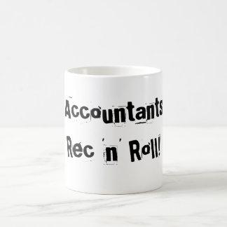 会計士Rec 「n」ロール! コーヒーマグカップ