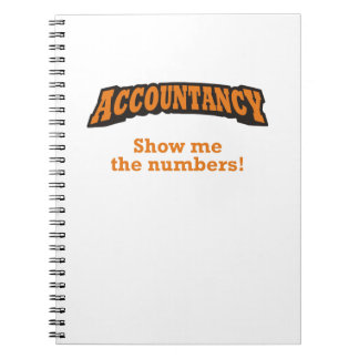 会計学-私に数を示して下さい! ノートブック