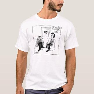 会計検査官はあります Tシャツ