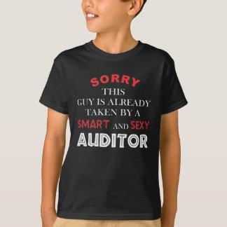 会計検査官 Tシャツ