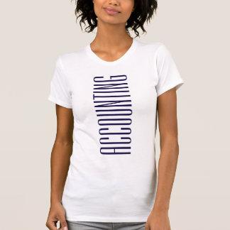 """""""会計比率"""" Tシャツ"""