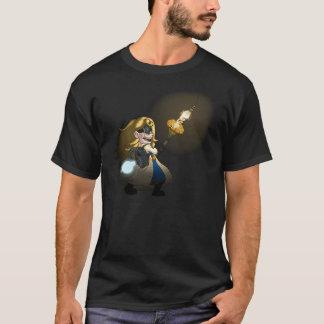 伝染性ライト Tシャツ