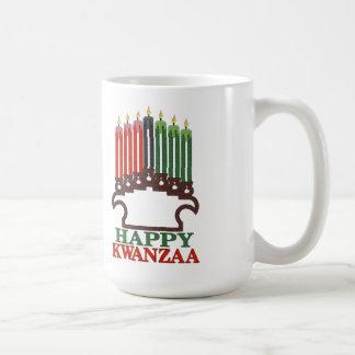 伝統のKwanzaaのマグへの栄光 コーヒーマグカップ