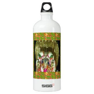 伝統のTirupatiの豊富な寺院: Vishnu主 ウォーターボトル