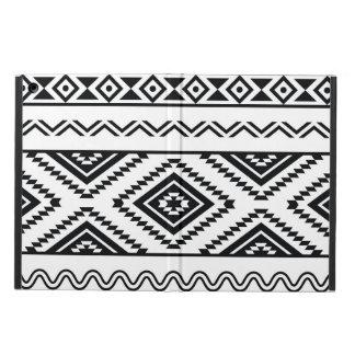 伝統的でアステカで継ぎ目が無い種族の民芸パターン iPad AIRケース
