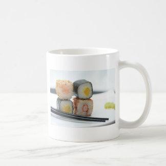 伝統的で日本のな寿司 コーヒーマグカップ