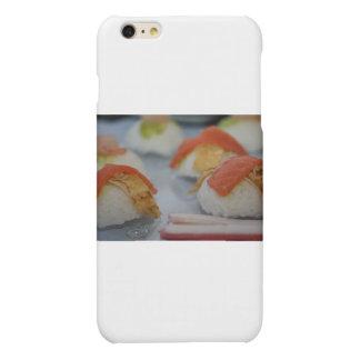 伝統的で日本のな寿司 マットiPhone 6 PLUSケース