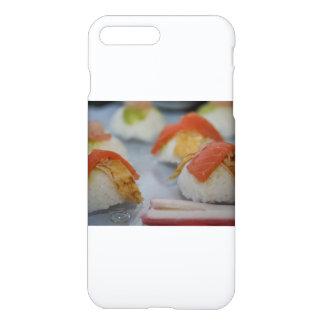 伝統的で日本のな寿司 iPhone 8 PLUS/7 PLUSケース