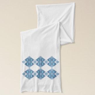Traditional Ukrainian embroidery pattern