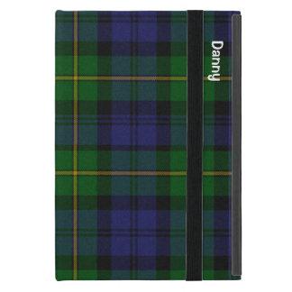 伝統的なゴードンのタータンチェック格子縞のiPad Miniケース iPad Mini ケース