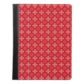伝統的なスラブ人はiPadのフォリオの箱を飾ります iPadケース