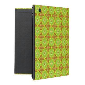 伝統的なスラブ人はiPadの箱を飾ります iPad ケース